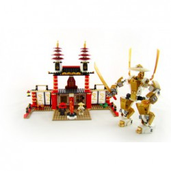 Lego 70505 Temple of Light