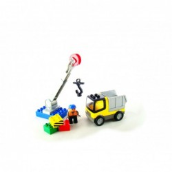 Lego 3611 Road Worker Truck