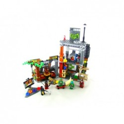 Lego 79103 Turtle Lair Attack