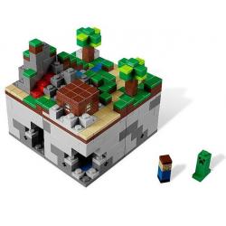 Lego 21102 Minecraft Micro...